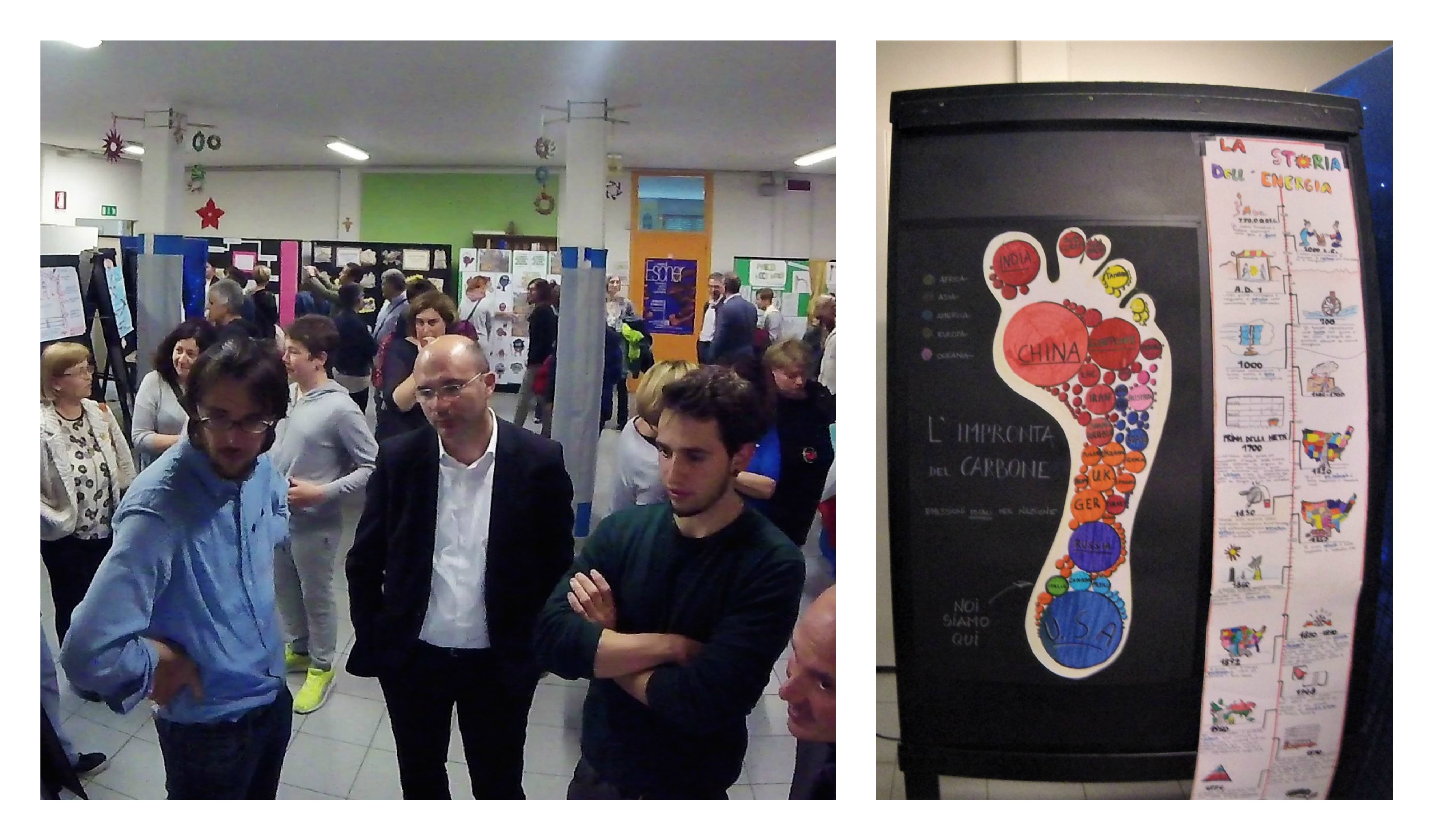 #alloraSpengo si tinge di creatività a Reggio Emilia