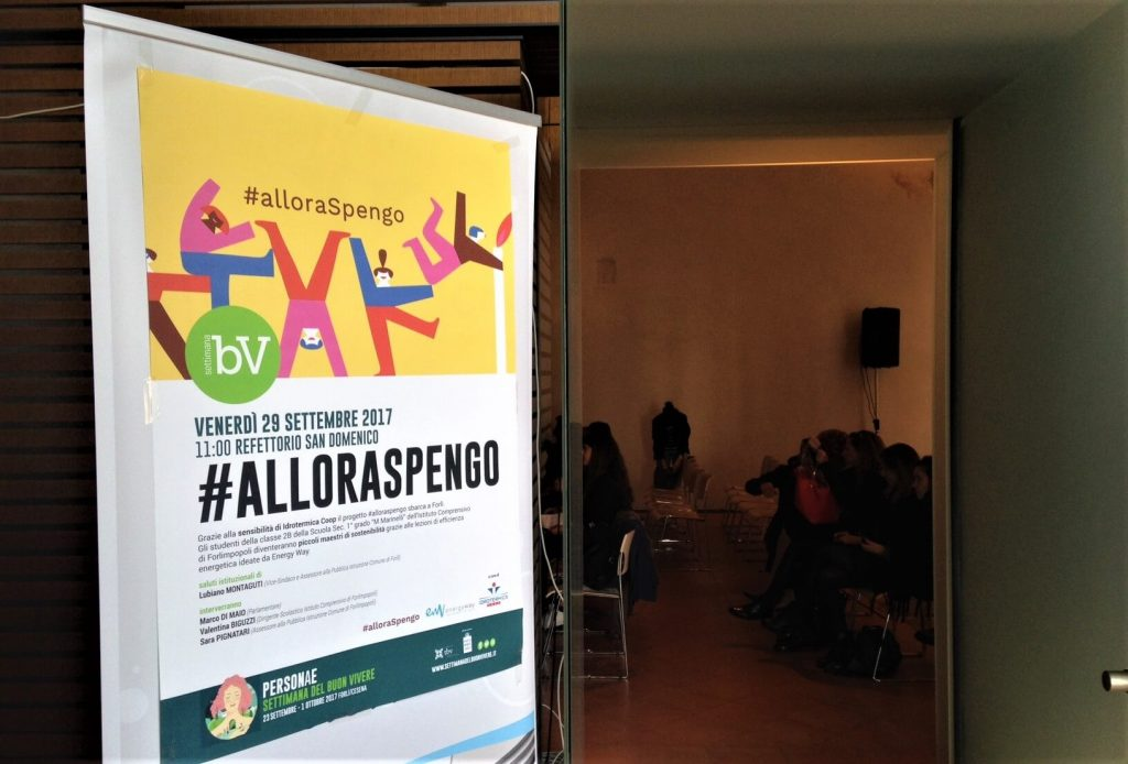 #alloraspengo a Forlì