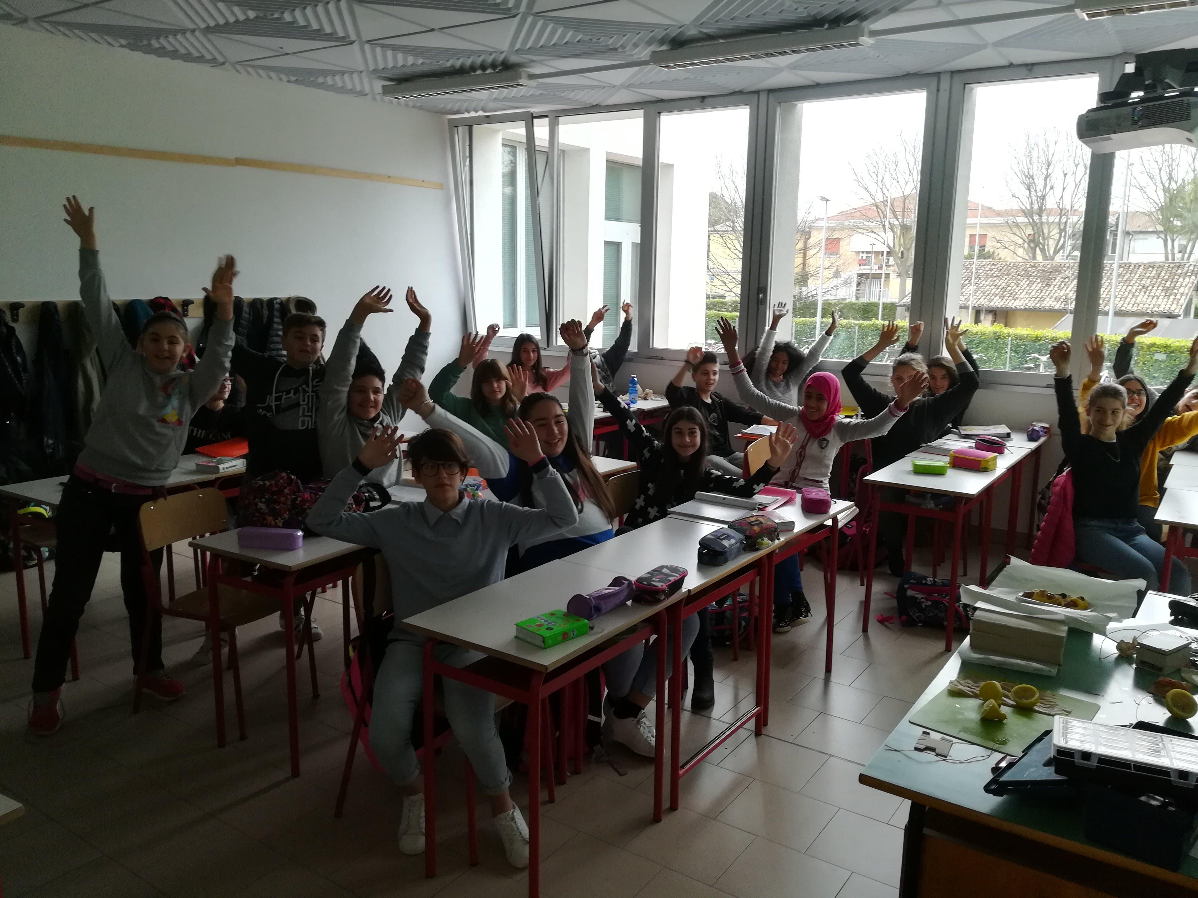 2°B Classe IC Marinelli